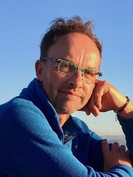 Trainer Erik op ten Berg - School of Creative Thinking