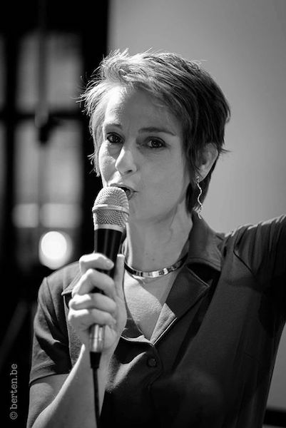 Trainer Evelien Den Tandt - School of Creative Thinking