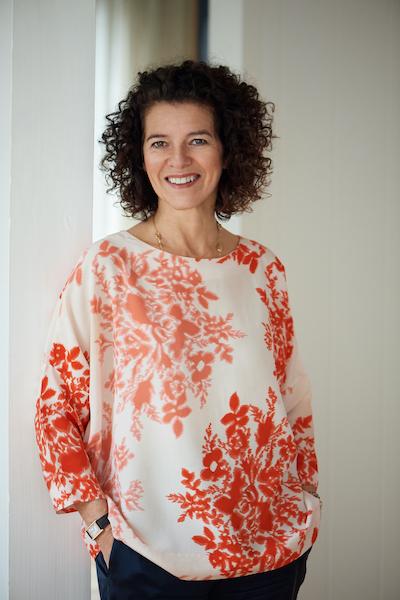 Trainer Ingrid De Clercq - School of Creative Thinking