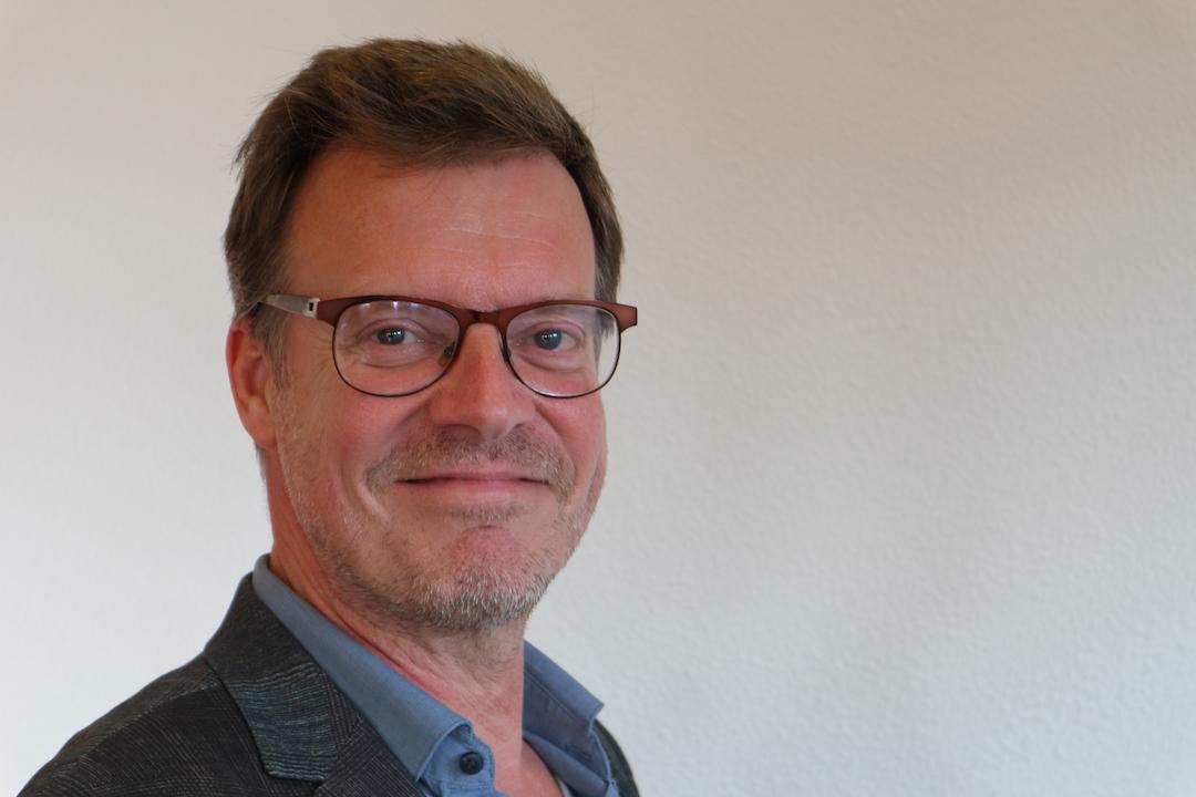Trainer Karel Witteveen - School of Creative Thinking