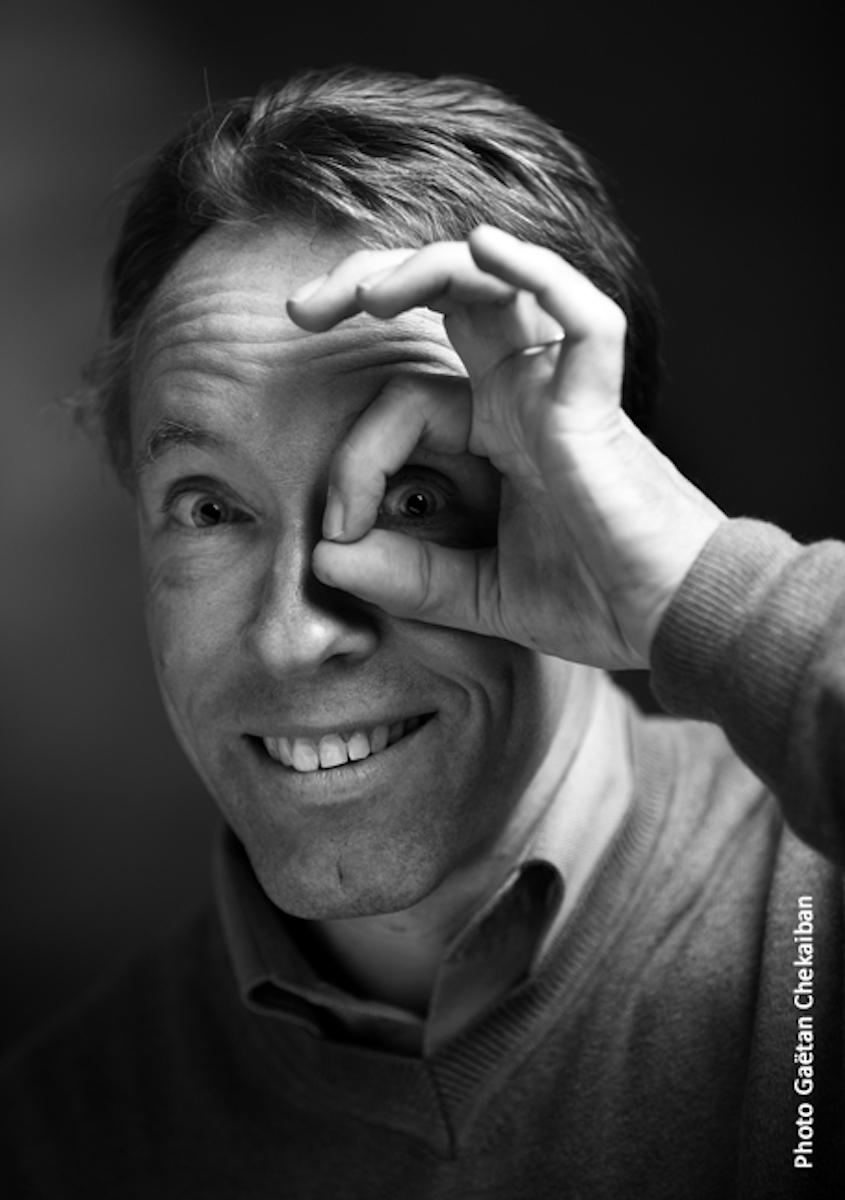 Trainer Philippe Brasseur - School of Creative Thinking