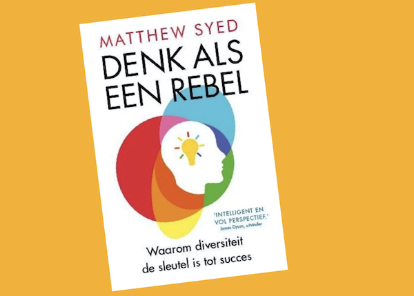 School of Creative Thinking-Aritkel-Denk als een rebel, doe je dat wel eens?