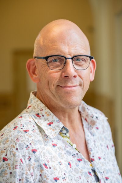 Trainer Marcel Stolk - School of Creative Thinking