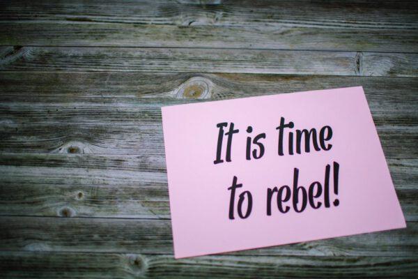 School of Creative Thinking-Aritkel-Denk als een rebel, doe je dat wel eens?-photocredit markus-spiske